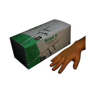Biogel D Gloves Latex Pwd/F Size 6 Pairs 25pk