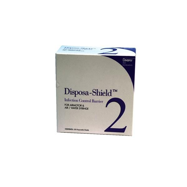 Disposa Shield No 2 3in1/Airmotor (5.5cm x 45.5cm) 250pk