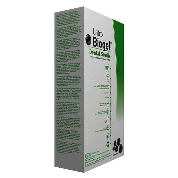 Biogel-D Sterile Gloves Size 8 10 Pairs