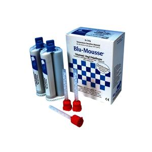 Blu-Mousse Super Fast 50ml 2pk