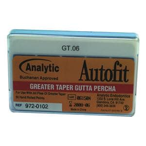 Autofit GP Points 06 50pk