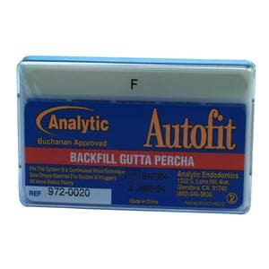 Autofit Backfill GP Points Fine 60pk