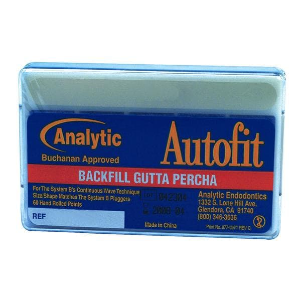 Autofit Backfill GP Points Fine/Medium 60pk