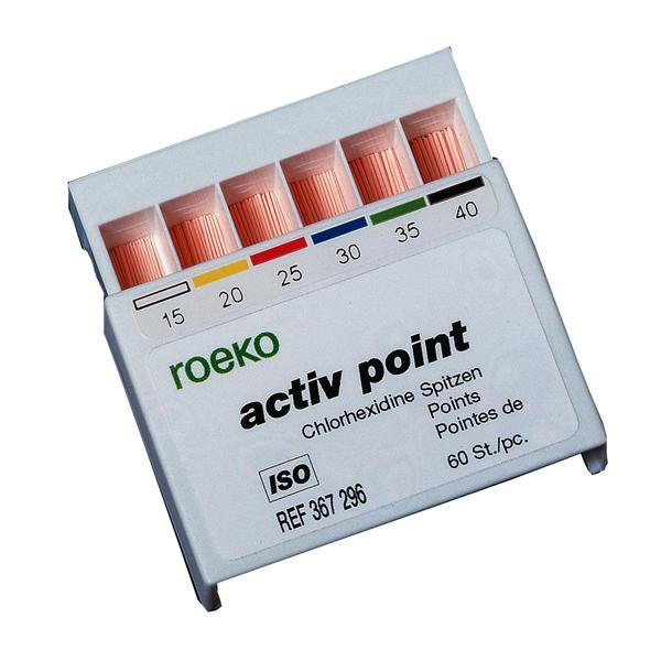 Activ GP Points Assorted 15-40 60pk