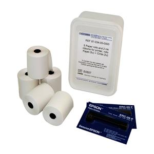 SES Autoclave Paper Rolls & Ink Ribbons