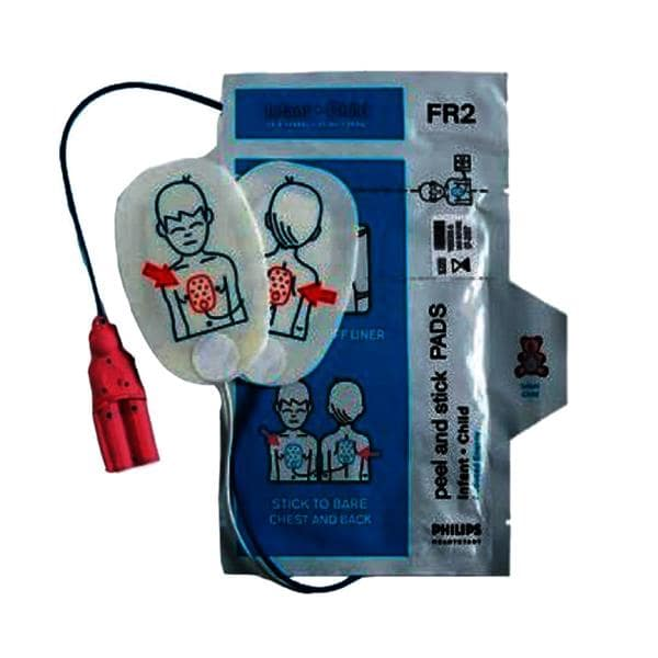 HeartStart FR2 Paediatric Pads - 1 Pair