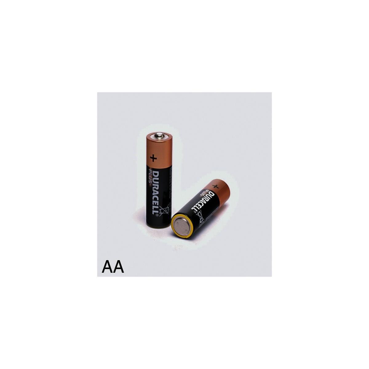 Duracell AA Size Batteries 4pk