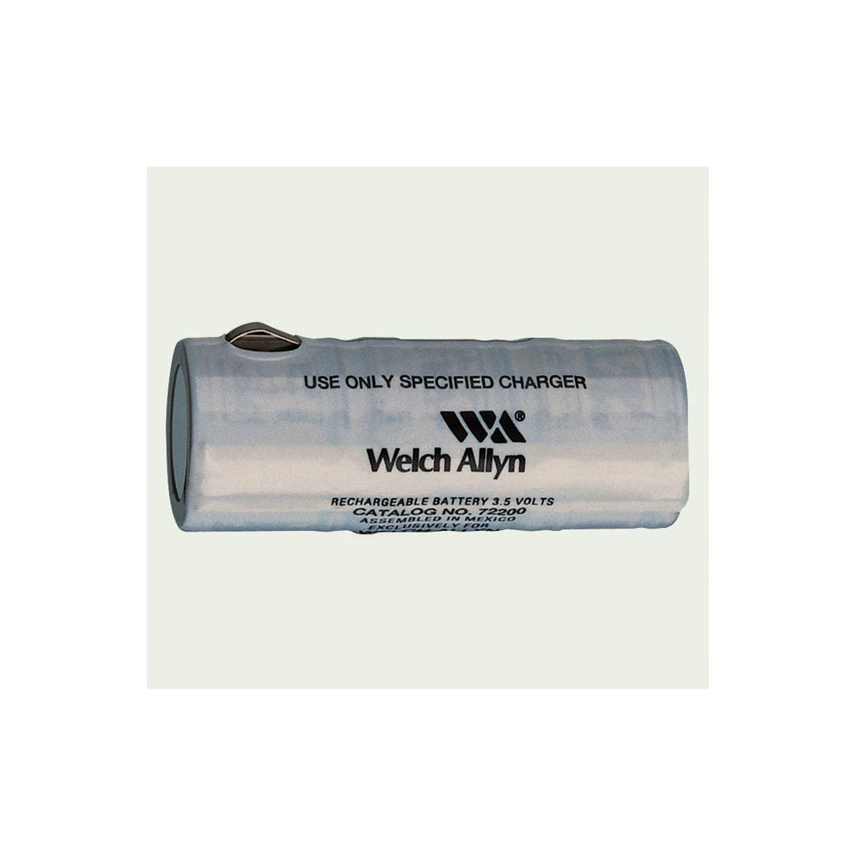 3.5v Nicad Rechargeable Battery, 72200