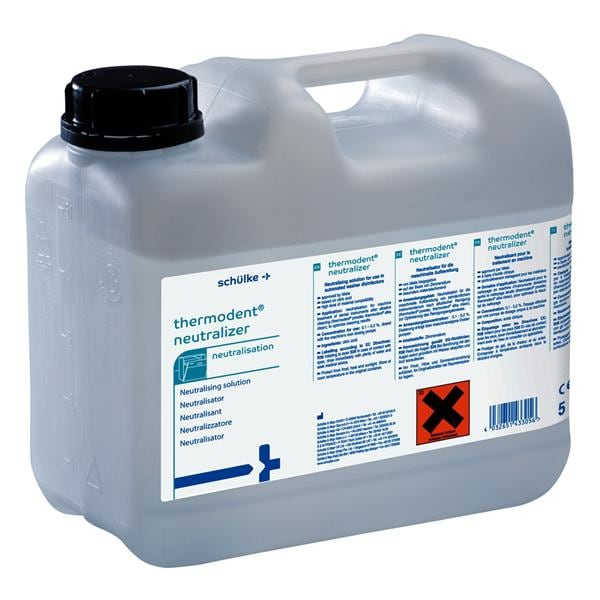 Thermodent Cleaning Solution Neutraliser 5Ltr