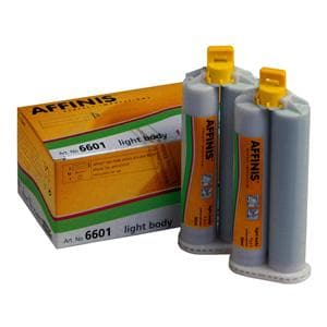 Affinis Fast Light Body 50ml 2pk