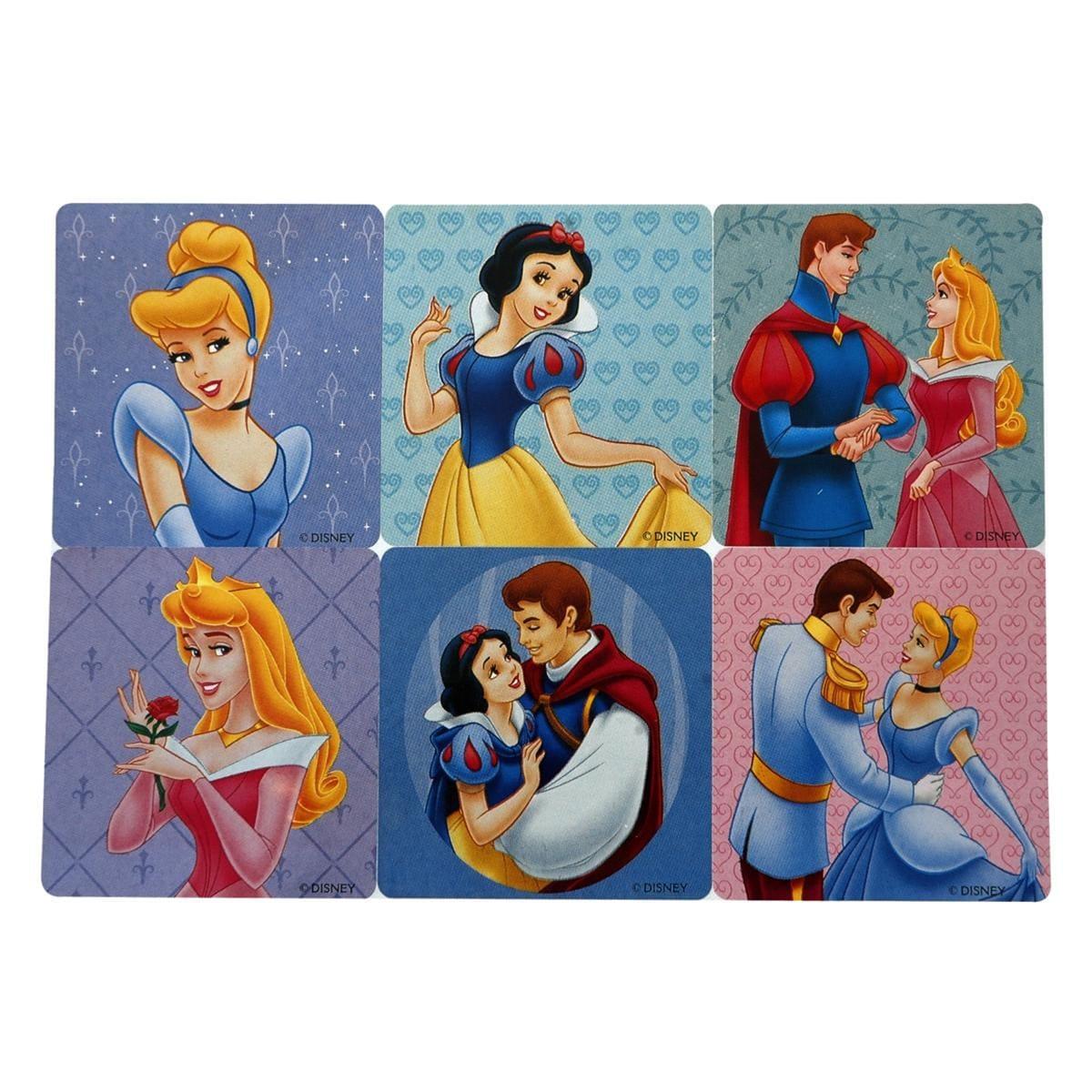 Stickers Disney Princess Classic 100pk