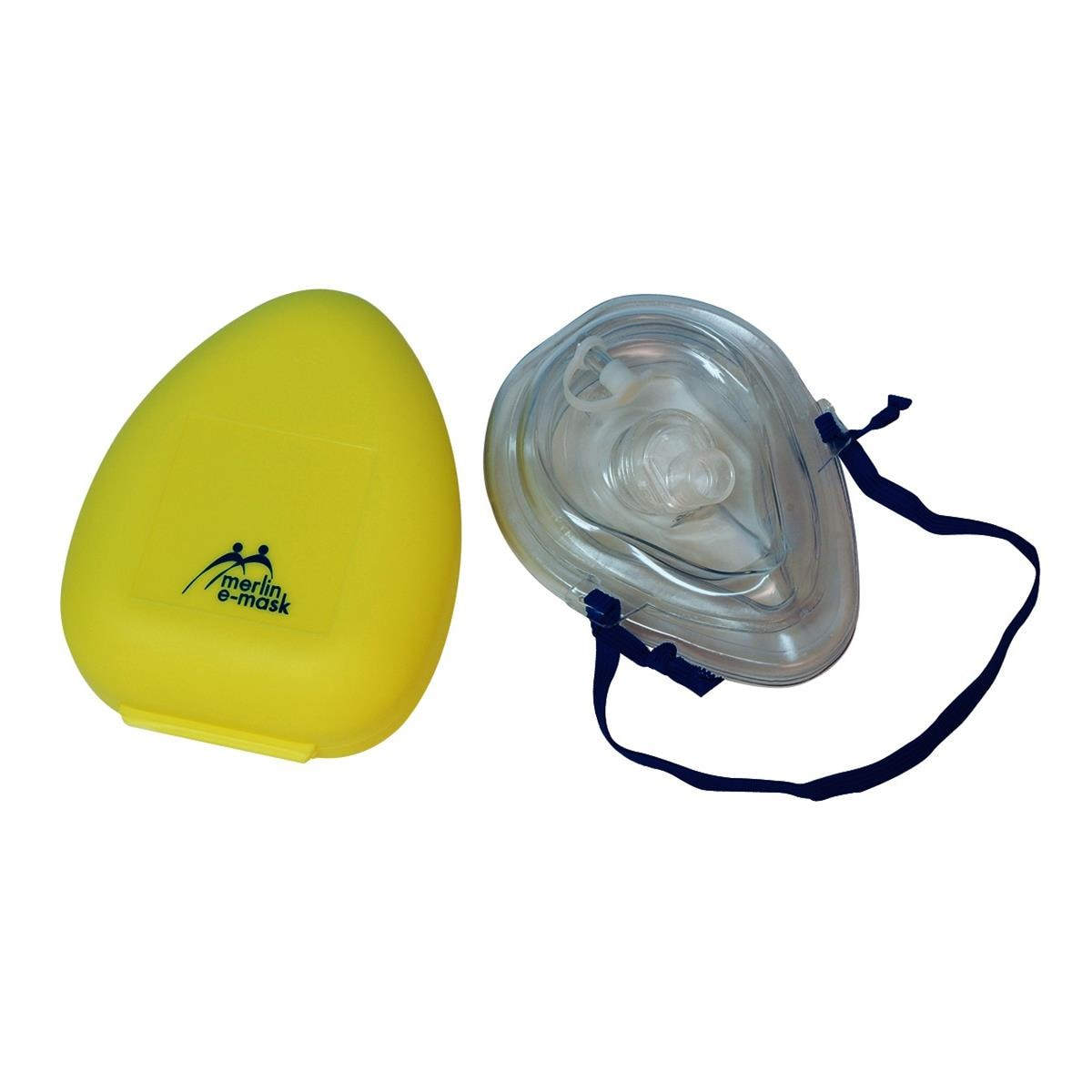 Case With Facemask E-mask Cpr Merlin