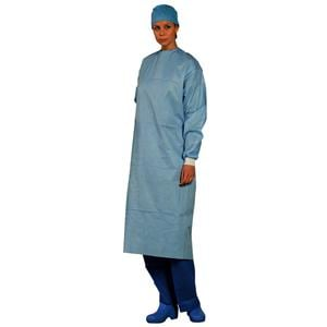 Omnia Sterile Surgical Gown Special+ 112cm Medium 12pk