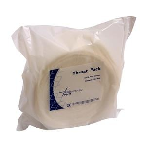 Throat Pack Large 6.8 x 8.9cm 50pk