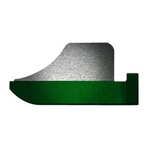Fenderwedge Medium Green 36pk