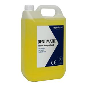 Dentimatic Machine Detergent Liquid 5Ltr