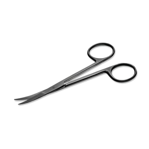 Robinson Iris Stitched Scissors Curved 11.5cm
