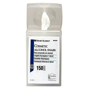 HS Alcohol Swabs x 150 in Dispenser Box