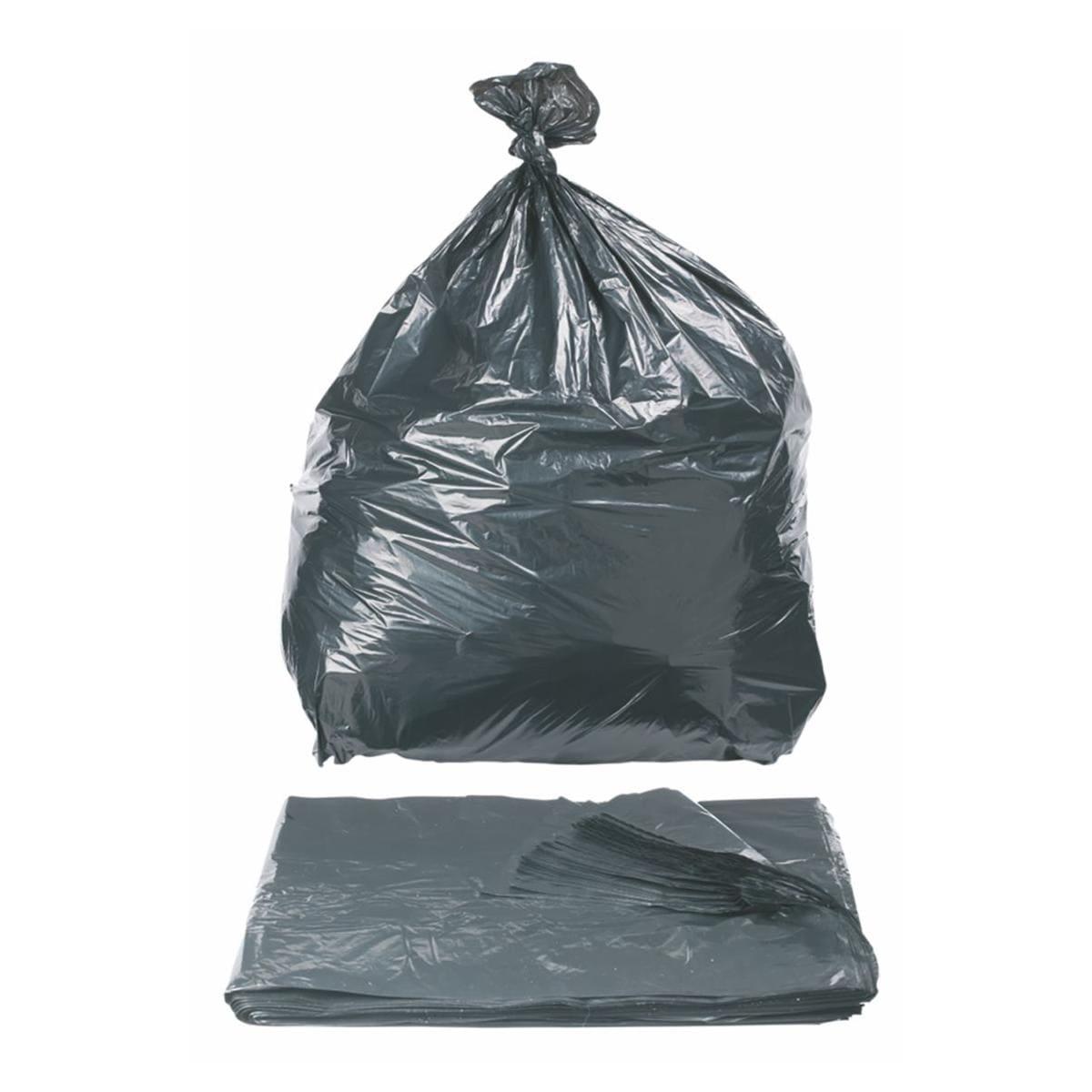 Bin Liners Black 200/Pack