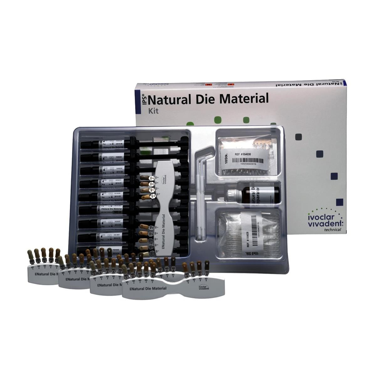 IPS Natural Die Material Kit