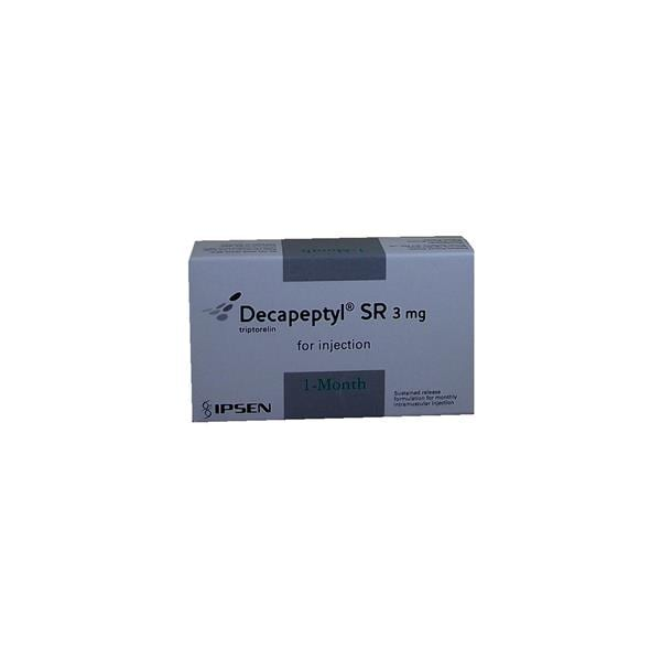 Decapeptyl 3mg Vial