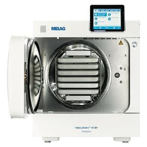 Melag Evolution 41B+ Autoclave
