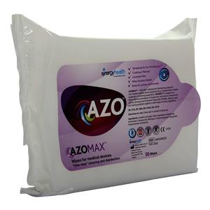 Azo Universal (formerly AzoMax) Cleaning & Disinfectant Wipes (CE) 50pk