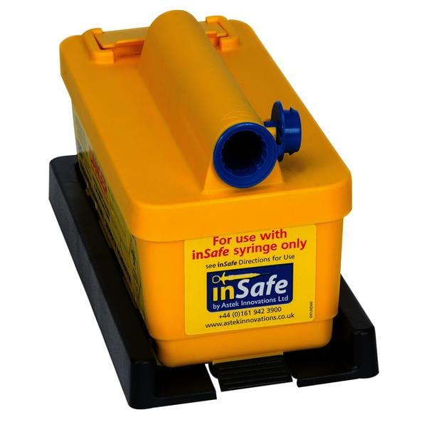 Insafe Sharps Container Base
