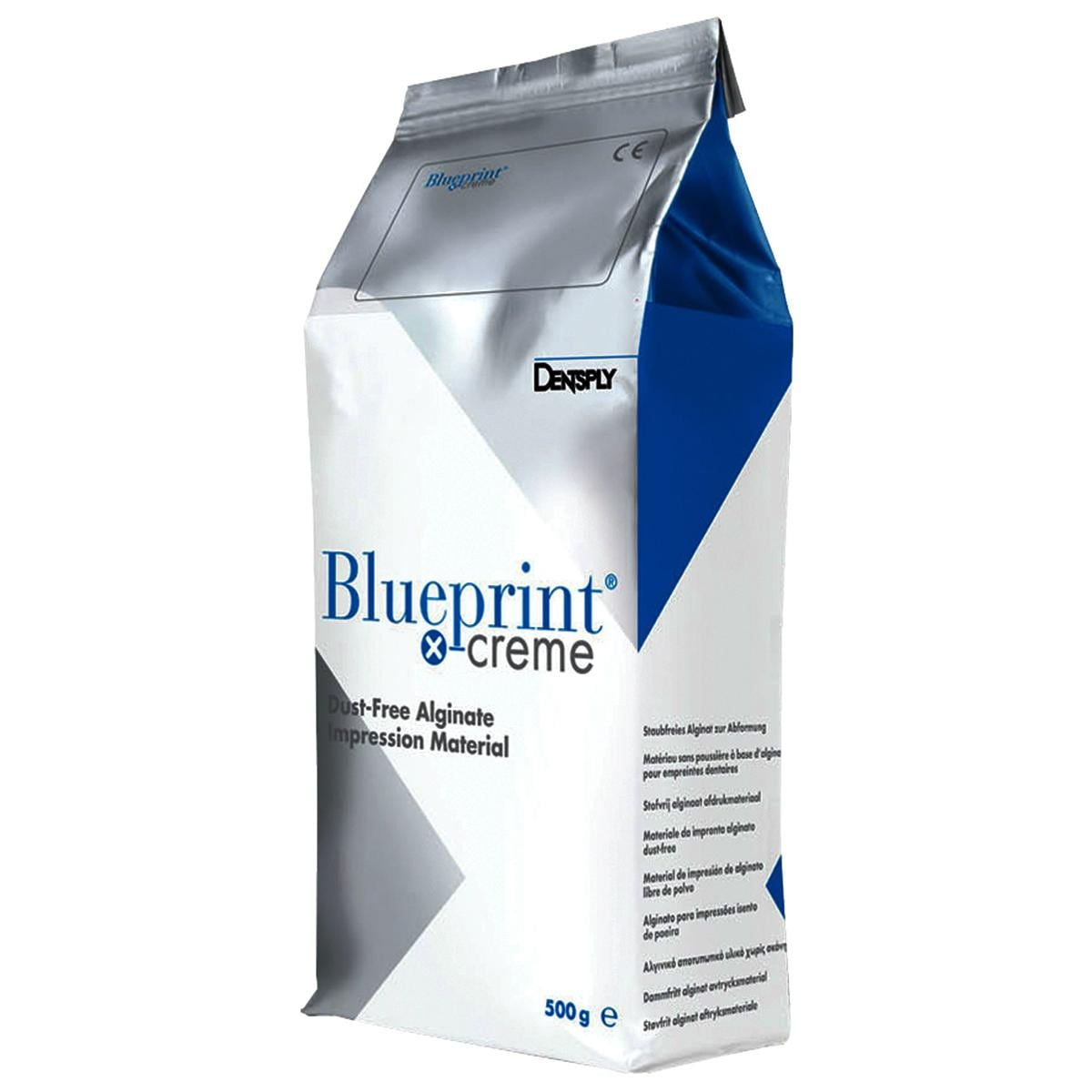 Alginate Blueprint XCreme Refill 500g
