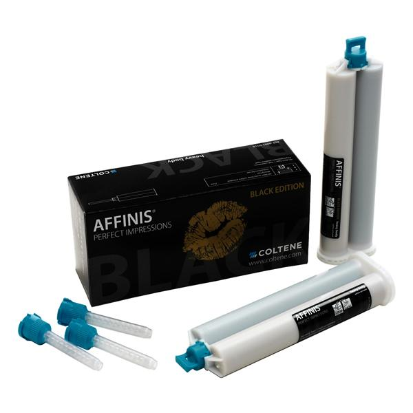 Affinis Heavy Body Black Edition Single Kit