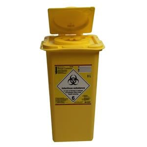 HS Sharps Container 2L