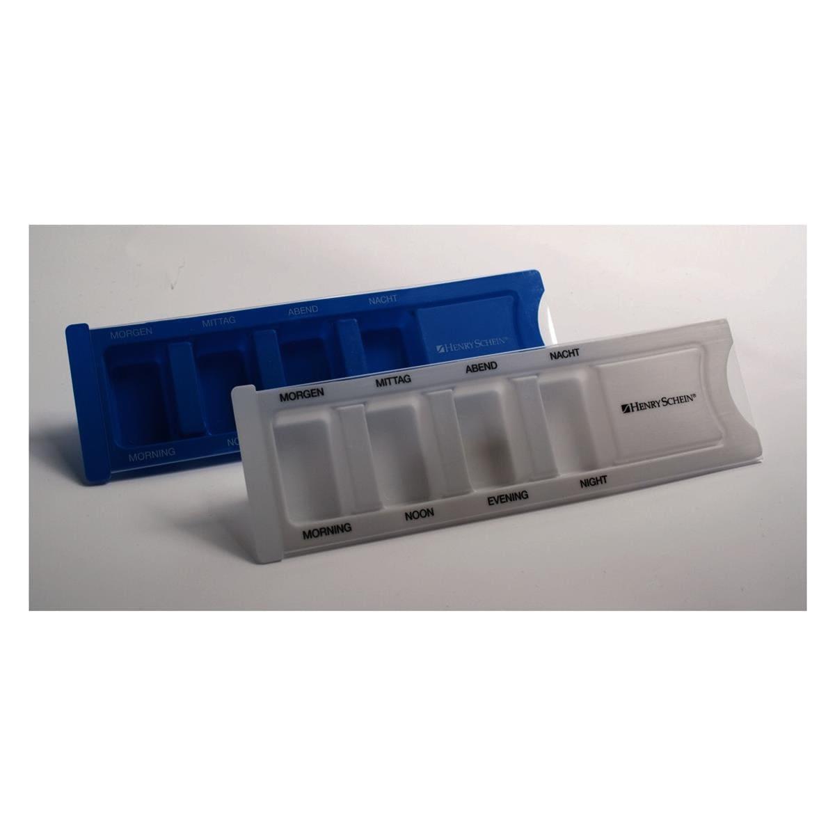 HS Tablet Dispenser Blue
