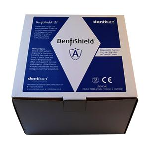 DentiShield A - Light Handles/Control Panel Roll of 1200 - 102 x 152mm