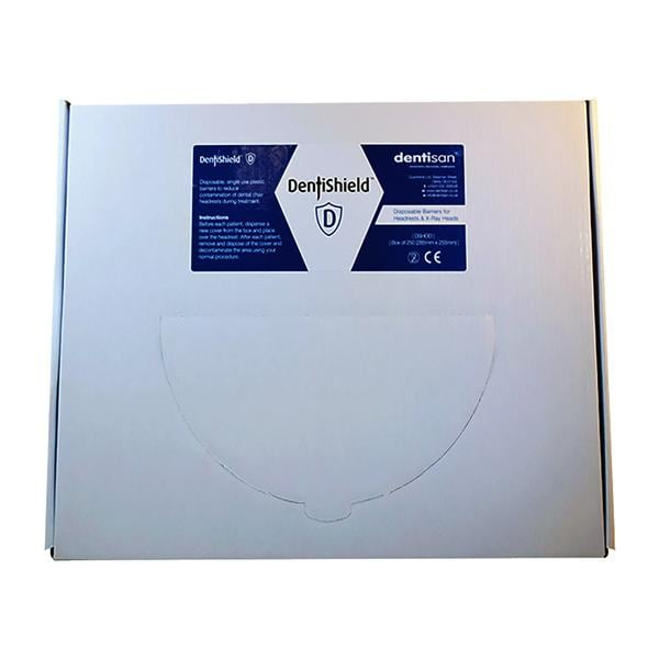 DentiShield D - Headrests & X-ray Heads 250pk - 285 x 255mm