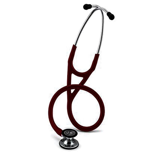 3M Littmann Card IV Steth Mirror Chest Burg Tube