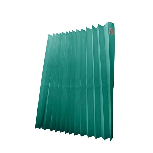 HS Disposable Curtains 4.2x2m Drop Light Green