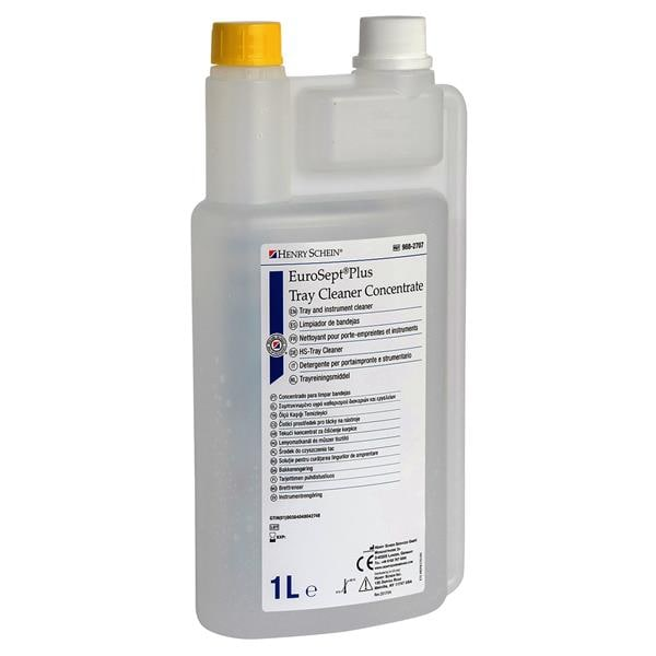 HS EuroSept Plus Tray Cleaner Concentrate 1 Litre