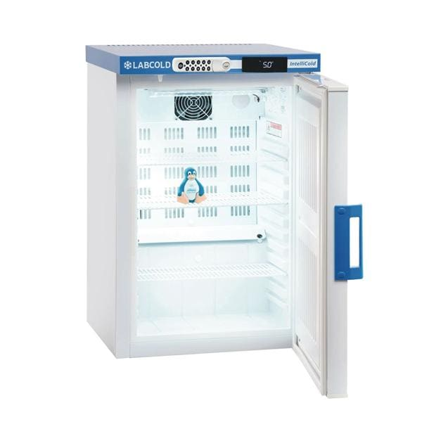 Labcold RLDF0219DIGLOCK Bench Top 66L Solid Door Pharmacy Refrigerator with Digital Lock