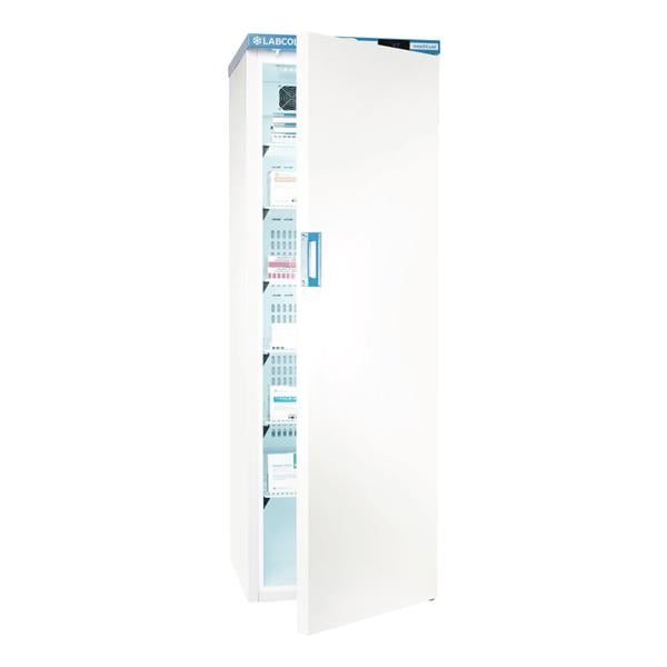 Labcold RLDF1519DIGLOCK Free Standing 440L Solid Door Pharmacy Refrigerator with Digital Lock