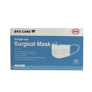 Face Mask Surgical Type IIR 50pk