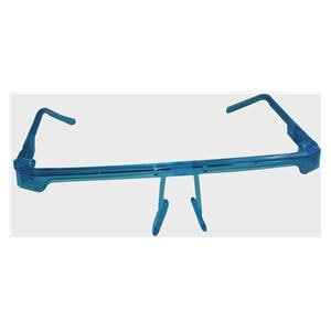 DEHP Face Shield Visor Frame Blue + 6 Visors