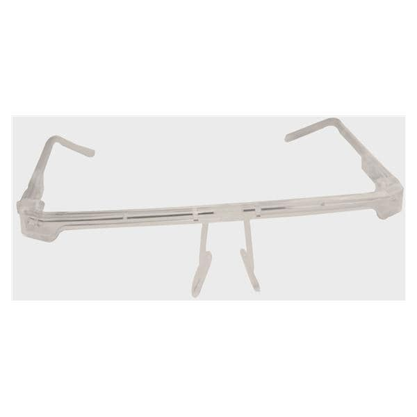 DEHP Face Shield Visor Frame White + 6 Visors