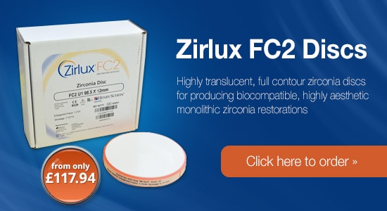 Zirlux FC2 Discs - From only �117.94