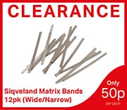 Siqveland Matrix Bands