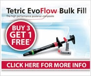 Ivoclar- NEW Tetric EvoFlow Bulk Fill