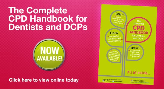 The Complete CPD Handbook for Dentists and DCPs
