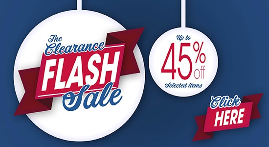 Flash Clearance Sale
